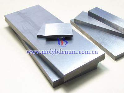 Molybdenum Sheets Picture